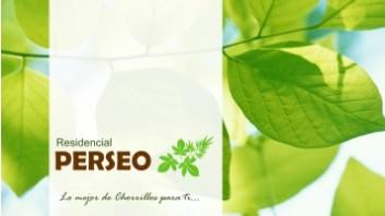 Logo Residencial Perseo