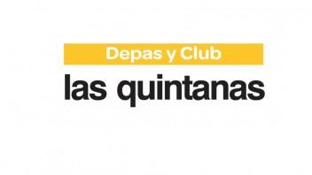 Logo Depas y Club Las Quintanas