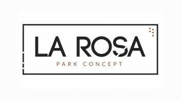 Logo La Rosa Park Concept