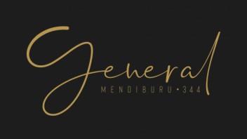 Logo General Mendiburu 344