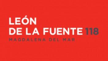 Logo León de la Fuente 118