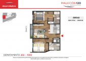 Planos Malecón 120