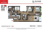 Planos El Olivar