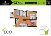 Planos Residencial Almudena