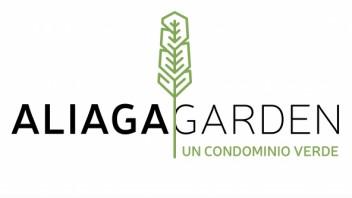 Logo ALIAGA GARDEN