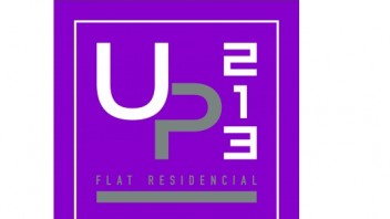 Logo Flat Up 213