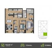 Planos Edificio Eco 28