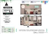 Planos Hometown Condominio