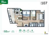 Planos Villa Campiña