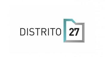 Logo Distrito 27