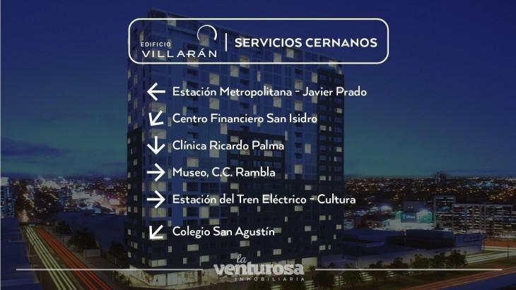 Departamentos en La Victoria