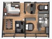 Planos Roommate San Borja