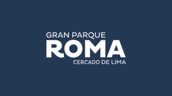 Logo Gran Parque Roma