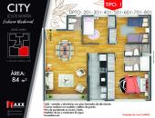 Planos Exclusiva Residencial City