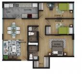 Planos Residencial Verdi