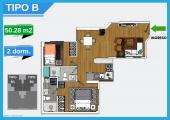 Planos Residencial Alle