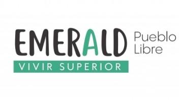 Logo Emerald Pueblo Libre