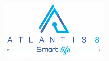 Logo Atlantis 8 - Smart Life
