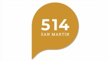 Logo 514 San Martin