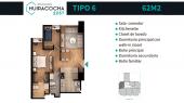 Planos Edificio Huiracocha 2257