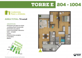 Planos Condominio Paseo La Arboleda